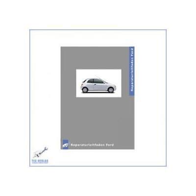 Usado, Ford KA (96-08) 1.3L Endura-E (HCS) Motor - Werkstatthandbuch comprar usado  Enviando para Brazil