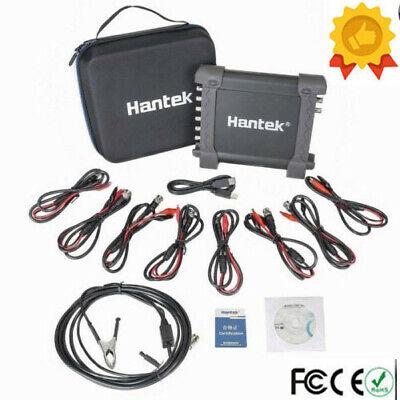 Hantek 1008c 8ch Automotive Diagnostic Daq Vehicle Signal Generator Oscilloscope