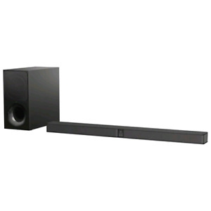 Sony Bleutooth sound bar with subwoofer and remote