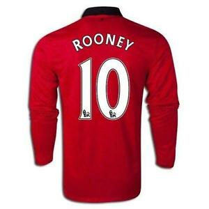 Manchester United Jersey Long Sleeve