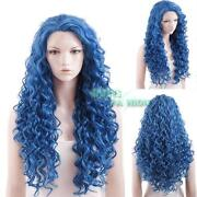 Curly Synthetic Lace Front Wig