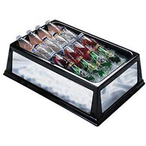 Iced Beverage Bin - Mirrored Sides