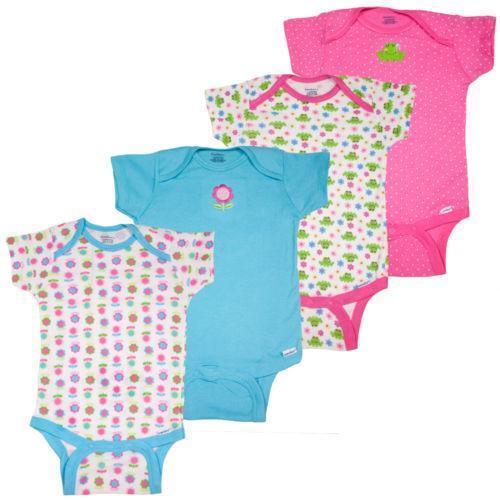 Gerber Onesies Baby Amp Toddler Clothing Ebay