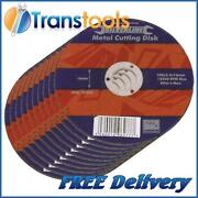 100mm Angle Grinder Discs
