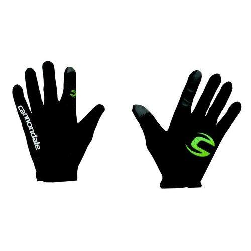 Cannondale CFR Gloves Size L Black/Green