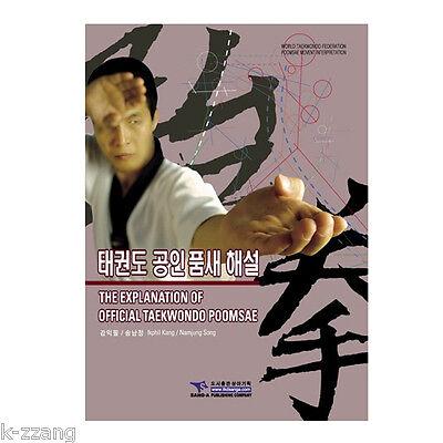 [BOOK]<The Explanation of Official Taekwondo Poomsae>English/Korean kukkiwon