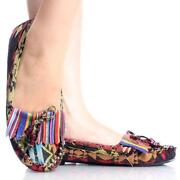 Womens Beaded Moccasins