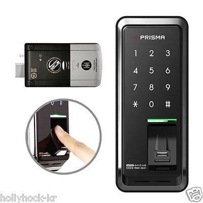 Fingerprint Door Lock Keyless Smart Digital Security Lock 2 Way GUARDIAN TR812