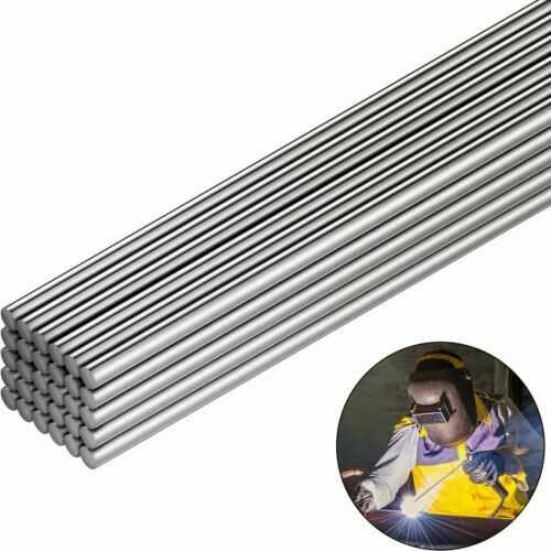 Simple Solution Welding Flux-Cored Rods -10/20/30/50Pcs 1.6/2*500MM Wire Brazing