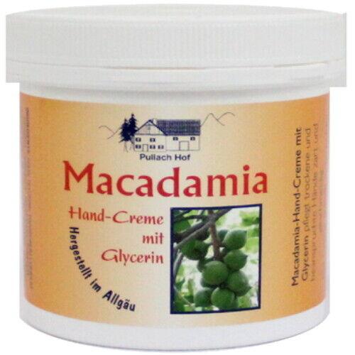 Macadamia Hand Creme für trockene und beanspruchte Haut 250 ml