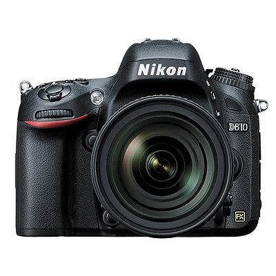 Nikon D610 from Red Tag Camera