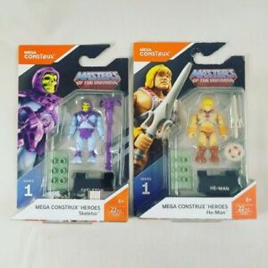 Mega Construx Masters of the Universe He-Man & Skeletor