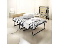 Jaybe almost new folding double bed
