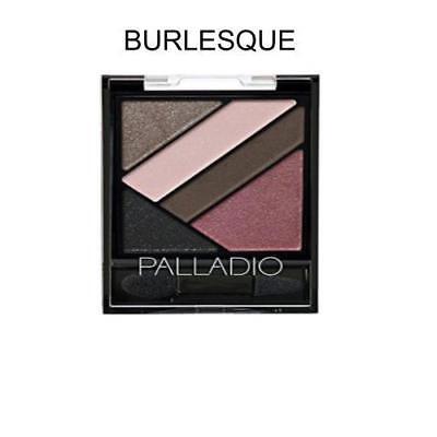 Palladio Silk FX Eyeshadow Palette- Burlesque (Palladio Silk)