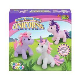 Unicorn dough craft
