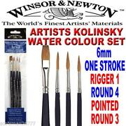 Winsor Newton Brushes