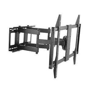 FULL MOTION ARTICULATING SWIVEL TV WALL MOUNT BRACET FOR 60-100 INCH TV HOLDS UPTO 80kg (176lbs) $174.99