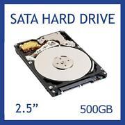 Dell Inspiron 1545 Hard Drive