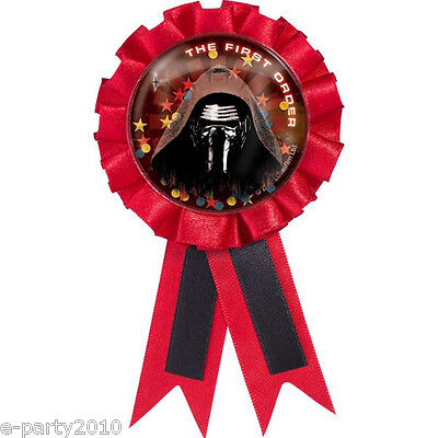 STAR WARS Force Awakens GUEST OF HONOR RIBBON ~ Birthday Party Supplies Favors