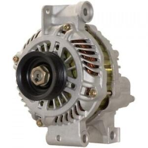 Alternator  Mazda 6 2.3L 2003 2004 2005 With Manual Transmissions