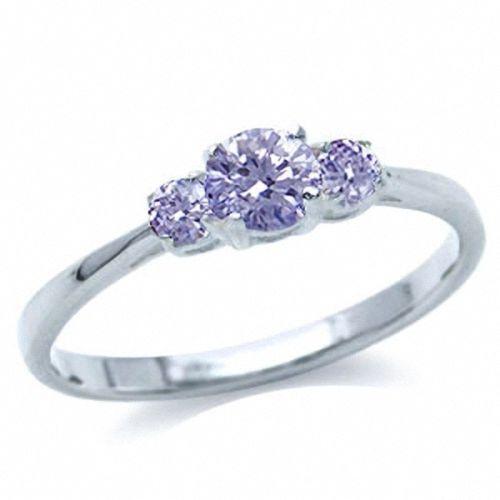 sterling silver cz ring size 5 ebay
