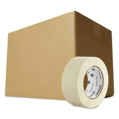 Universal Office Products UNV51302CT General Purpose Masking Tape, 48mm X 54.8m,