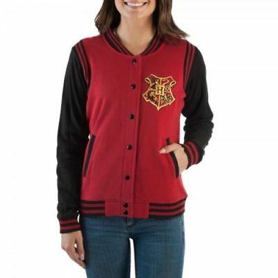LICENSED HARRY POTTER GRYFFINDOR VARSITY JACKET FOR JUNIORS BRAND NEW! - Junior Varsity Jacket