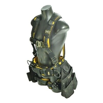 Utility Harness with Quick Connect Buckles Roofers//EWP//Scaffolders Harness