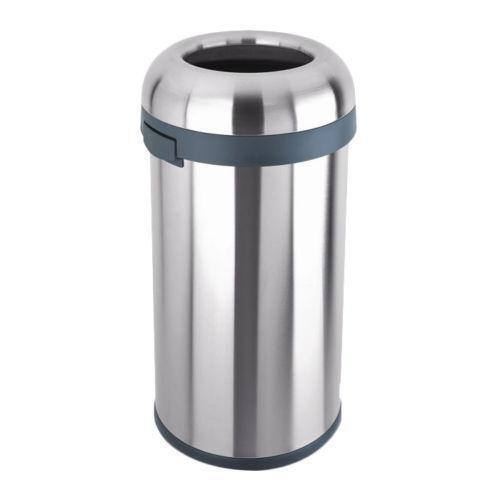 Metal Garbage Can Ebay