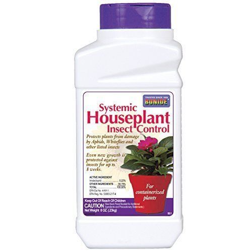 Bonide Product 951 Systemic House Plant Insect Control 8 Oz. Home & Garden