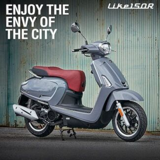 Kymco ak550 the beast is here technology at its best 2018 kymco like 150 2018 special offer fandeluxe Image collections