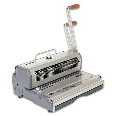 Akiles Wiremac-31 14 31 Pitch Wire Binding Machine Punch
