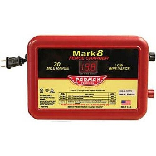 Parmak Mark 8/110-120 volt AC Operation 30 Miles 2021