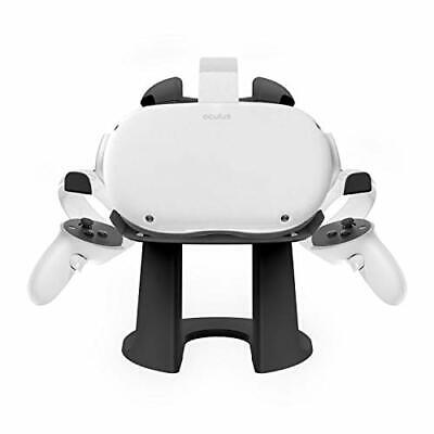 AMVR VR Headset and Touch Controllers Display Stand, Helmet & Handle Holder