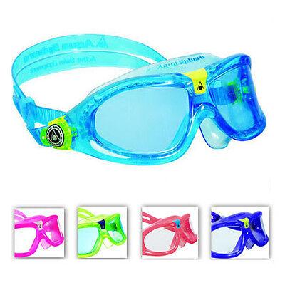Aqua Sphere Seal Kid 2 Youth Swimming Goggles Masks - Childrens Kids Swim Goggle (Aqua Sphere Seal Kid Swim Goggle)