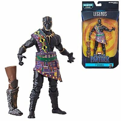 Black Panther Marvel Legends 6-Inch T'Chaka Black Panther Action Figure HASBRO