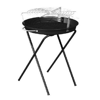 """Blue Rhino Global Sourcing CBC1672G Charcoal Brazier Grill, 18"""""""