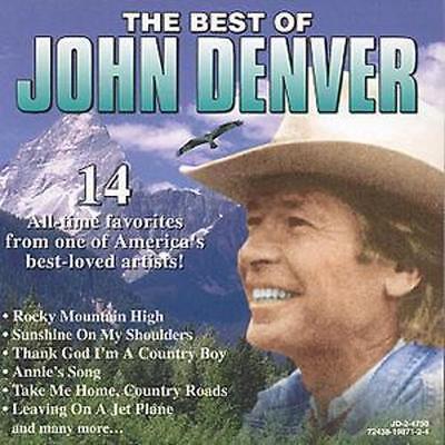 John Denver   The Best Of John Denver Cd  1999