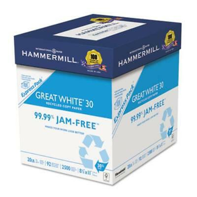 Hammermill Copy Multipurpose Paper - For Laser Print - Letter - 8.50 X 11 -
