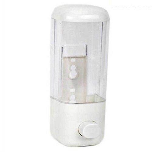 Dispenser Porta Sapone Liquido Dosatore Singolo Bagno Attacco Parete Doccia moc