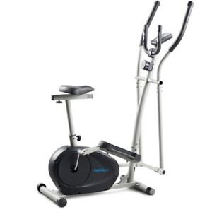 Elliptical and Bike