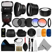 Nikon D3100 Accessories