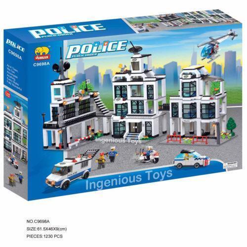 Lego Police Station Ebay