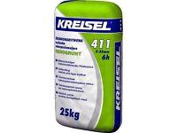 Self-Leveling Compound 6h 5-35 mm 25KG Kreisel 411