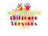 Krystal's Childcare Services.