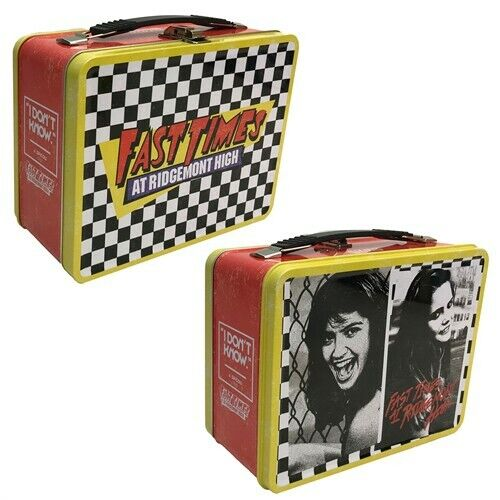 Fast Times At Ridgemont High Tin Tote Lunch Box