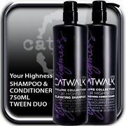 TIGI Catwalk Shampoo