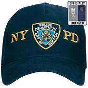 New York Police Hat