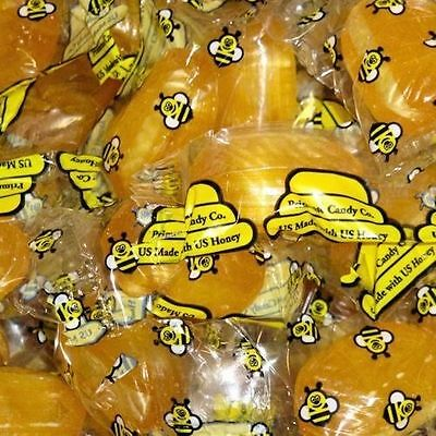 (Primrose Double Honey Filled Candy, 2 Pound Bag ~ YANKEETRADERS ~ FREE SHIPPING)