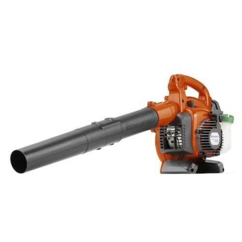 gas leaf blower handheld powerful reliable efficient